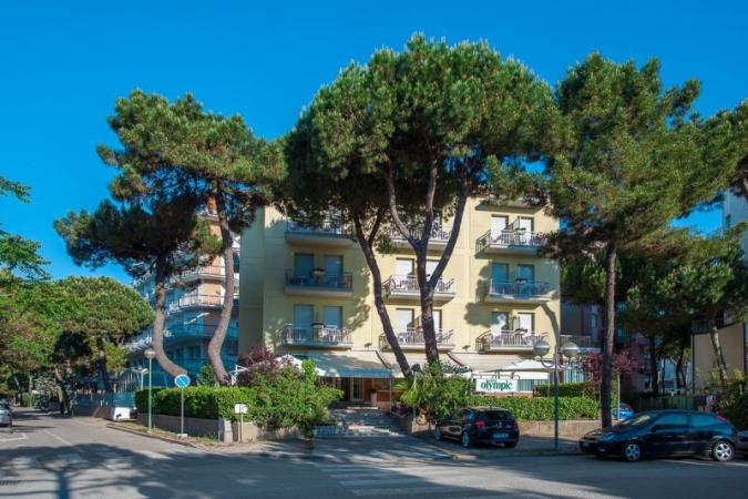 Hotel Olympic 3* Mare Italia