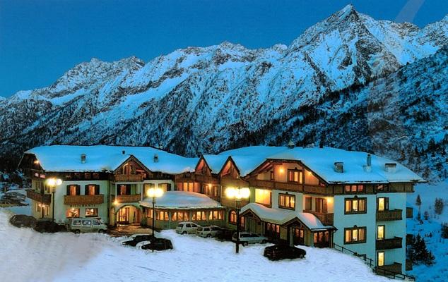 Hotel Gardenia 3*Superior Montagna