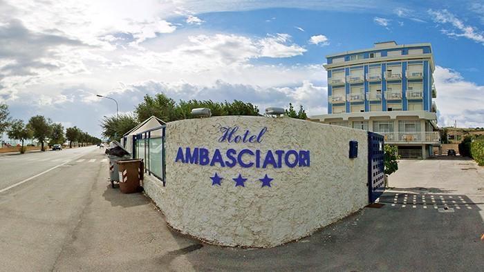 Hotel Ambasciatori 3*