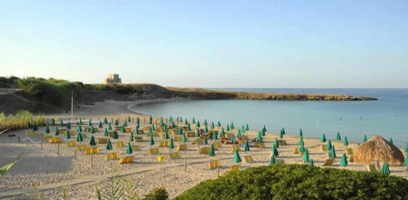 Hotel Baia D'Argento 4* Mare Italia