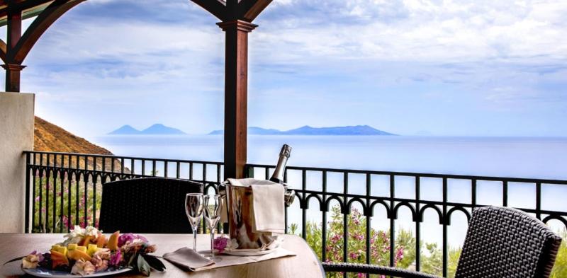 Villa Ridente Resort 3* Mare Italia