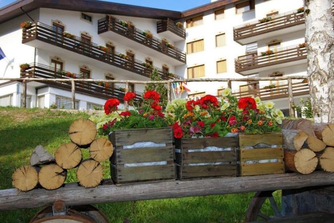 Hotel Splendid 3* Montagna