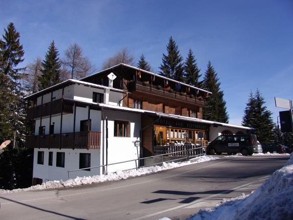 Hotel Vecchia America 3* Montagna