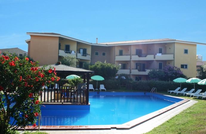 Residence I Mirti Bianchi e Le Pavoncelle Mare Italia