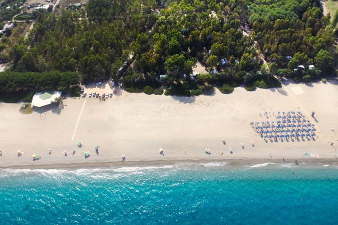 Camping Village L'ultima Spiaggia Mare Italia