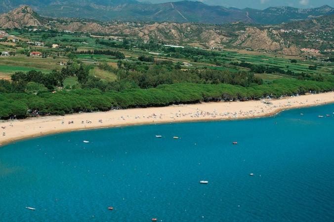 Camping Iscrixedda Mare Italia