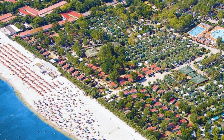 Vigna sul Mar Camping Village Mare Italia
