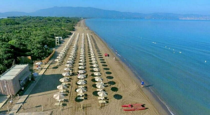 Orbetello Camping Village Mare Italia