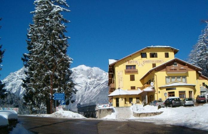 Hotel Santellina Montagna