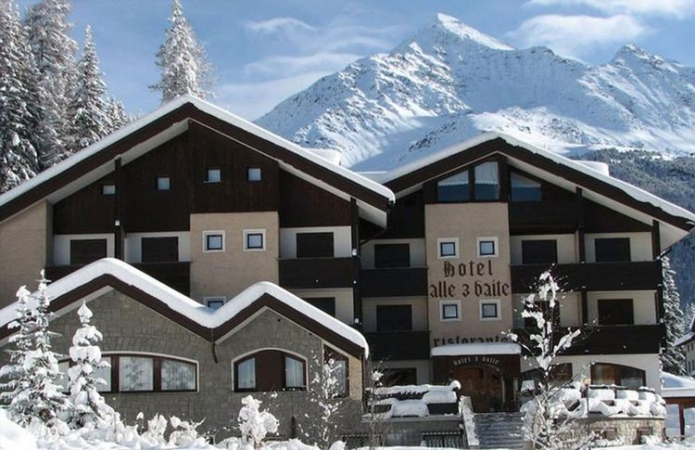 Hotel alle Tre Baite Montagna