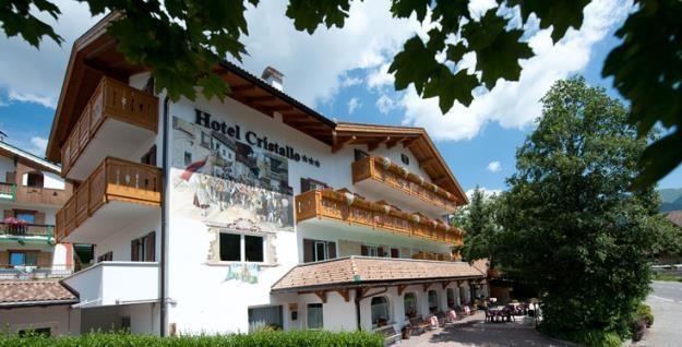 Hotel Cristallo 3* Montagna