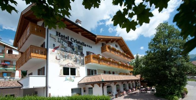 Hotel Cristallo 3* - Formula Week End Speciale Week - End