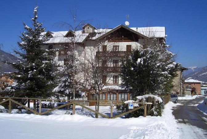 Hotel Alle Rose 3*