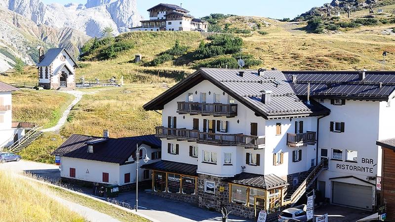 Hotel Alpenrose Montagna
