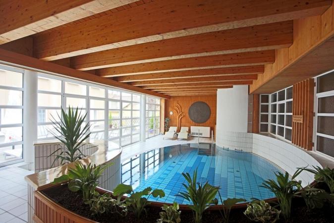 Hotel Aktiv Weisser Hirsch 4* Montagna