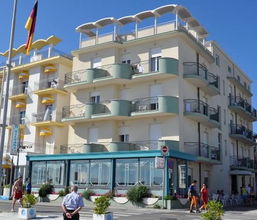 Hotel Silvana 3* Mare Italia