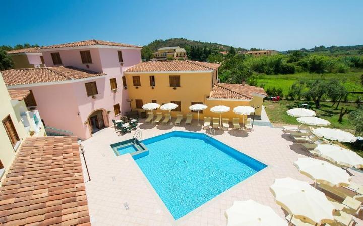 Residence Cala Viola Mare Italia