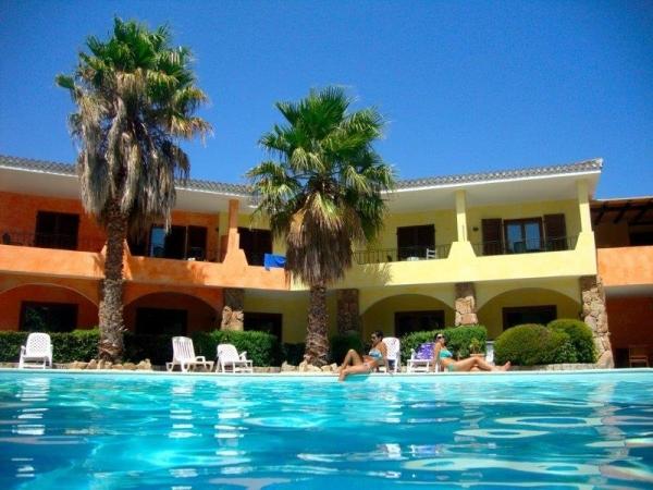 Residence Palau Green Village Mare Italia