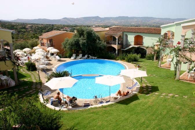 C.A.V. Residence Badus Mare Italia
