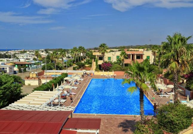 Arco del Saracino Resort Mare Italia