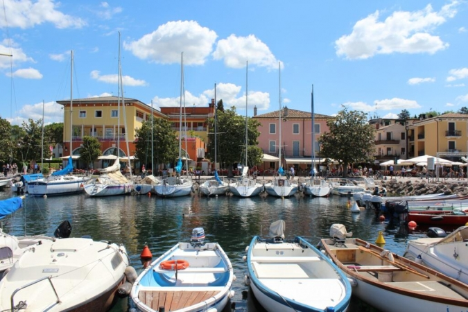 Camping Cisano San Vito Lago di Garda