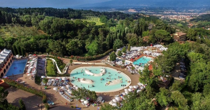 Camping Village Norcenni Girasole Club Agriturismi