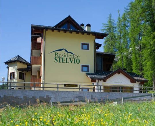 Residence Dello Stelvio Montagna