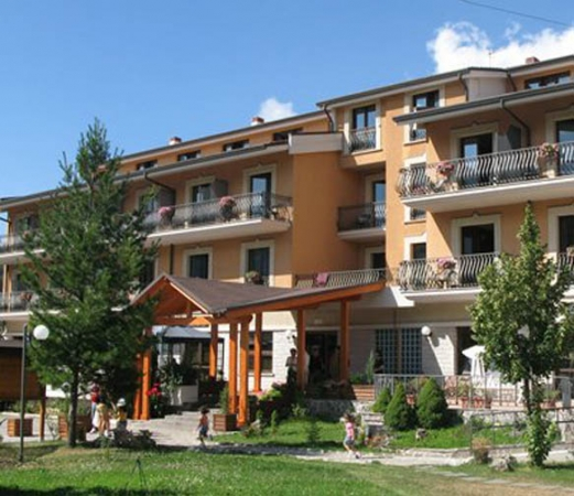 Alba Sporting Hotel Montagna