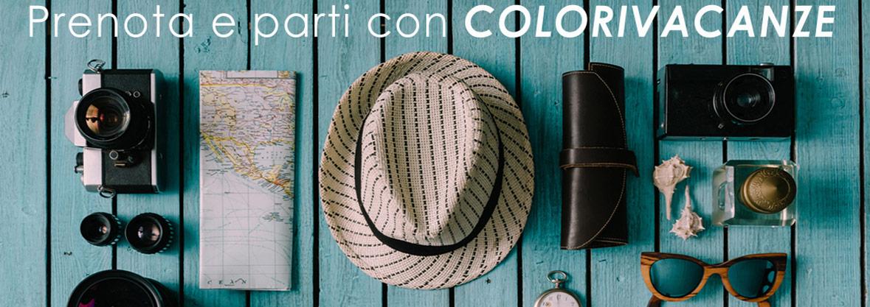 ColoriVacanze - Acquista la tua vacanza utilizzando i ...